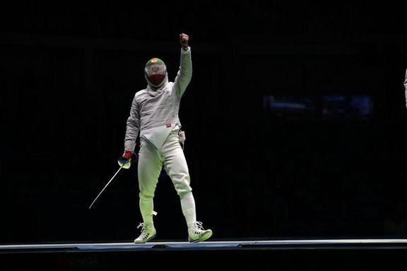 سهمیه تیمی شمشیربازی برای المپیک توکیو قطعی شد
