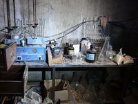 کشف آزمایشگاه مواد شیمیایی ساخت آلمان و انگلیس در «دوما» +تصاویر
