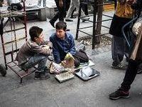 انهدام 12باند سازمانیافته کودکان کار و خیابانی در پایتخت