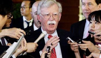 بولتون: دلیلی ندارد ایران از توافق هستهای خارج شود