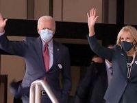 جو بایدن: من و همسرم رأی دادیم!