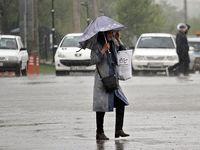 ادامه فعالیت سامانه بارشی تا روز یکشنبه
