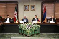 امضای سند پایانی شانزدهمین اجلاس کمیسیون مشترک همکاریهای ایران و ارمنستان