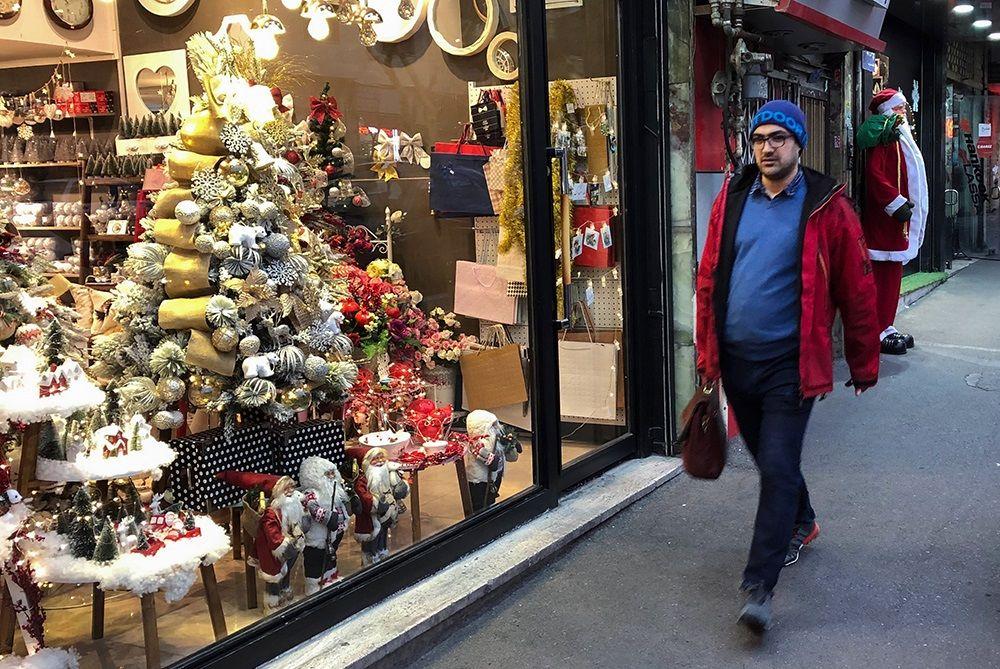خرید کریسمس در تهـران