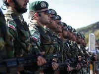 سلاحی جدید در دست نیروهای ارتش +عکس