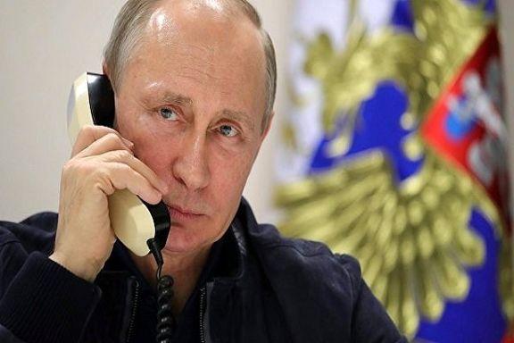 گفتوگوی پوتین با مرکل و ماکرون درباره برجام