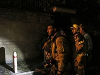 آتشسوزی کارخانه میهن تلفاتی نداشت