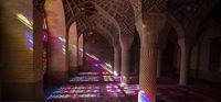تصاویری بینظیر از مساجد قدیمی شیراز