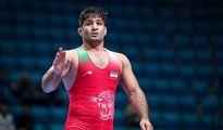 سعید عبدولی به مدال برنز جهان رسید