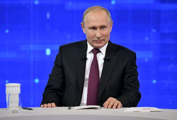 پوتین: حکومت پارلمانی مناسب روسیه نیست