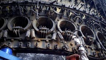 شرکت آهن و فولاد ووهان چین به دنبال توقف تولید در نخستین کوره بلند خود
