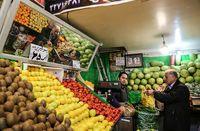 قیمت انواع میوه در بازار میوه و تره بار
