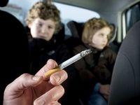 خطر ابتلا به بیماریهای ریوی با دود سیگار در خردسالی