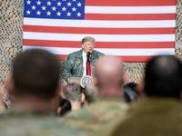 سفر اخیر ترامپ به عراق ناگهانی نبود