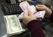 نرخ ارزهای خارجی در بازار ترکیه کاهش یافت