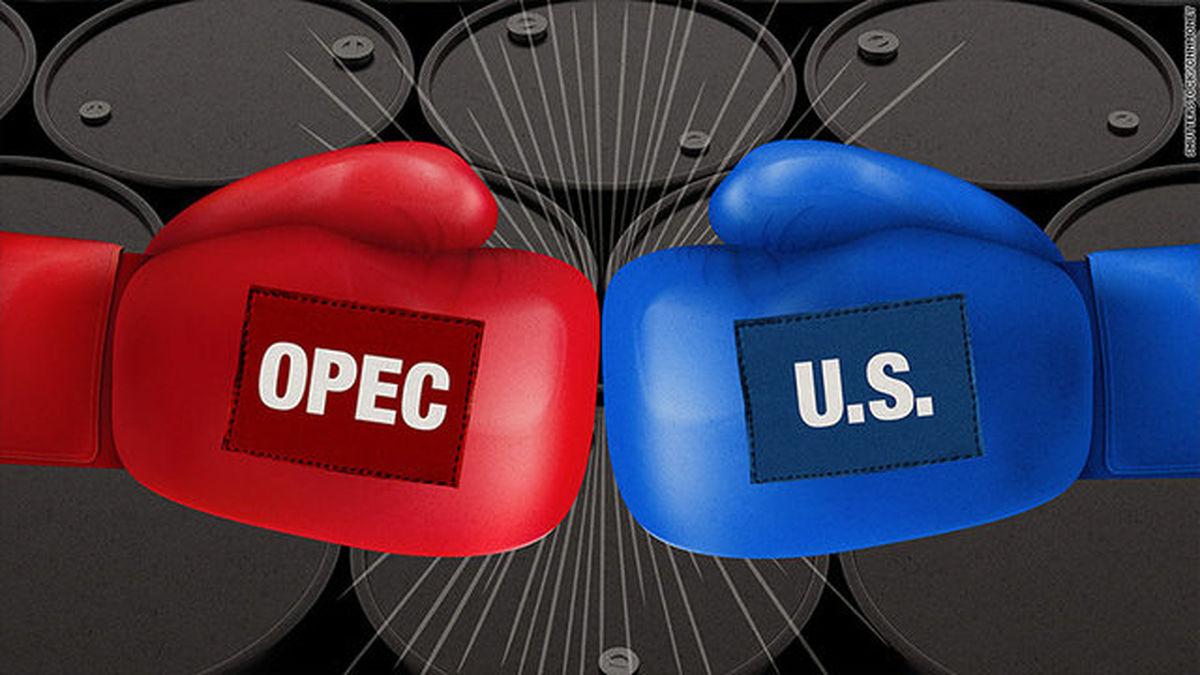 شیل آمریکا دیگر تهدیدی برای اوپک نیست