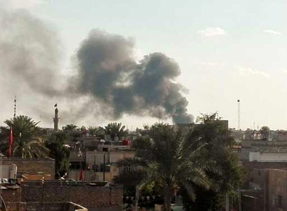 وقوع انفجار مهیب در بغداد
