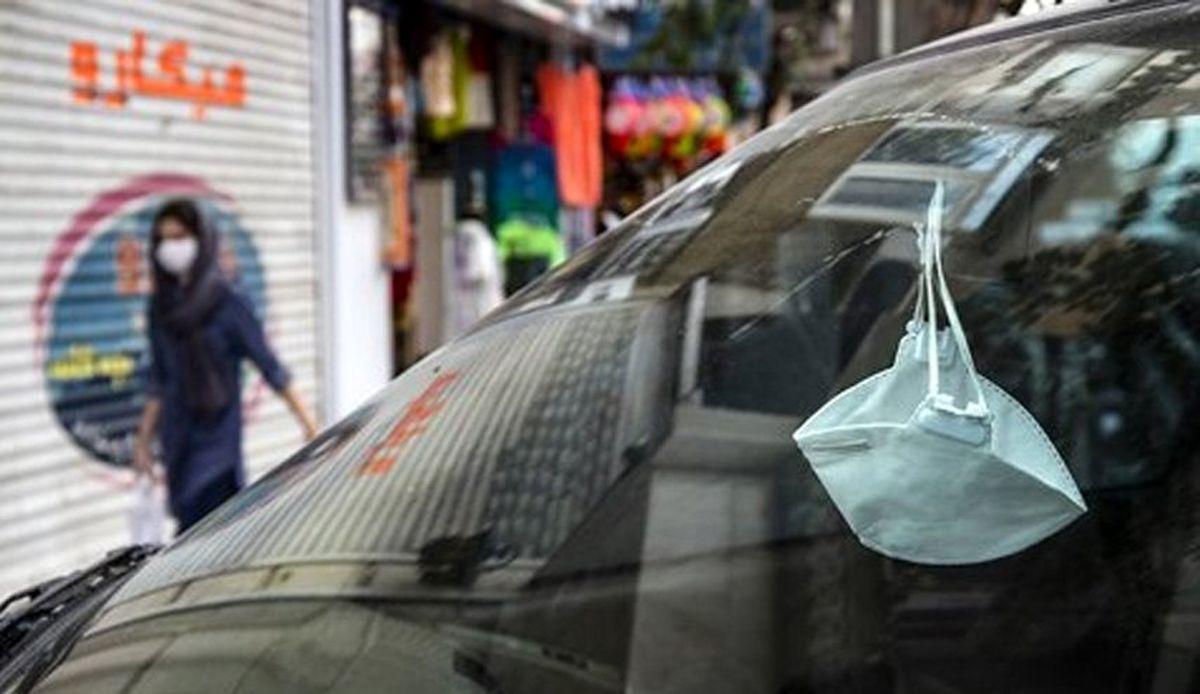 آخرین وضعیت کرونا در شهرهای کشور