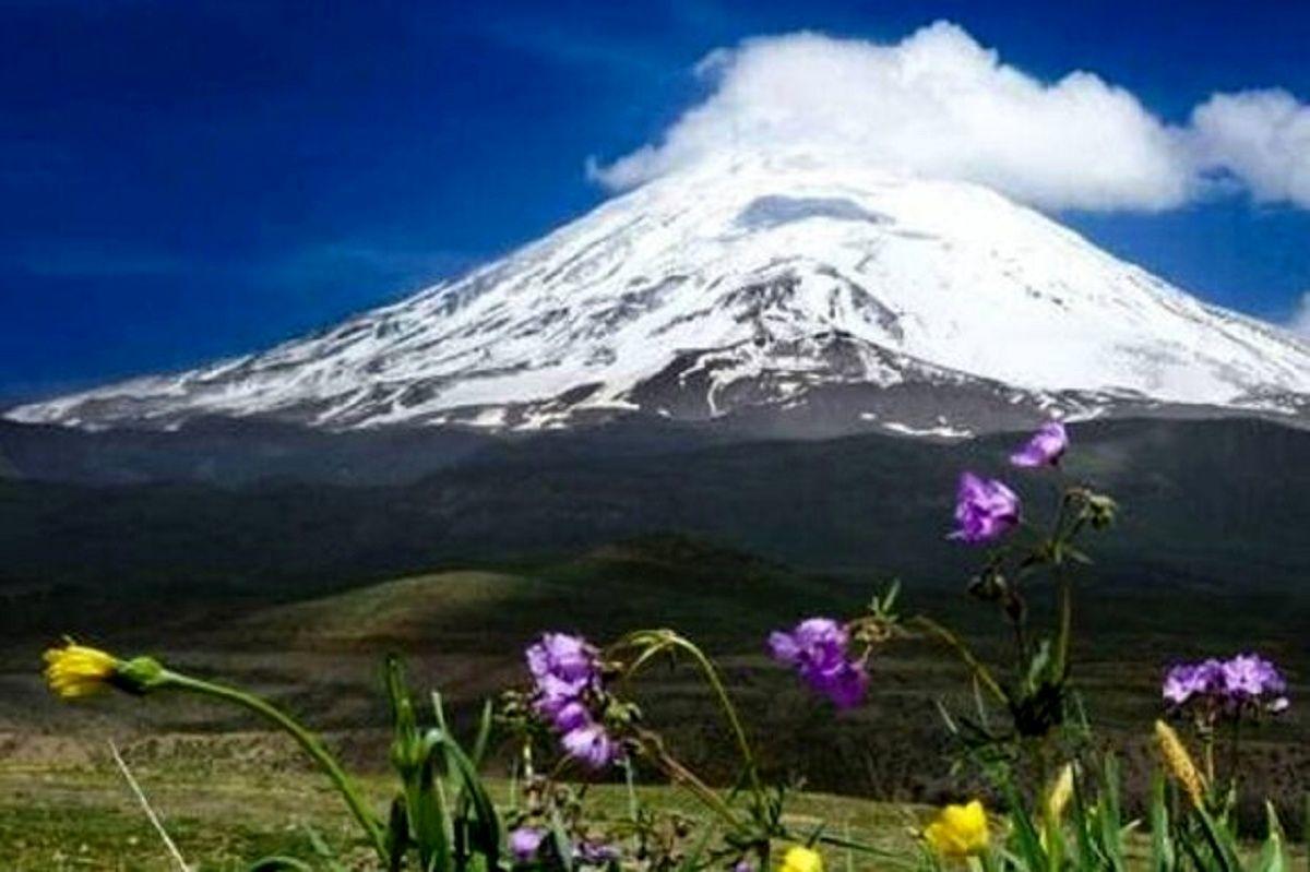 هنوز بخشی از کوه دماوند در اختیار اوقاف است