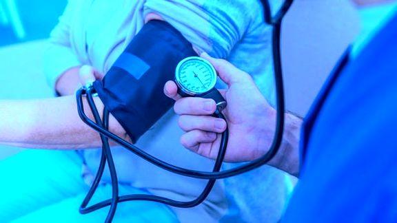 نور آبی باعث کاهش فشار خون میشود