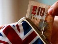 قدرت خرید خانوارهای بریتانیایی به کمترین سطح رسید