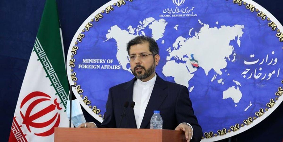 خطیبزاده: با تمامی طرف ها در افغانستان در تماس هستیم