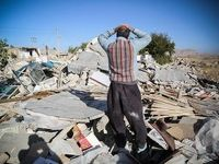 کمبود سرویس بهداشتی در مناطق زلزلهزده کرمانشاه