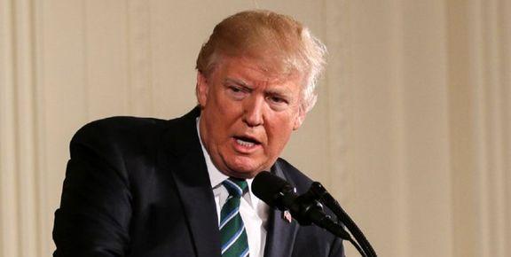 ترامپ در توییتی تازه درباره ایران، ادعایی کذب مطرح کرد