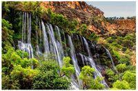 زیباترین آبشارهای ایران کجاست؟
