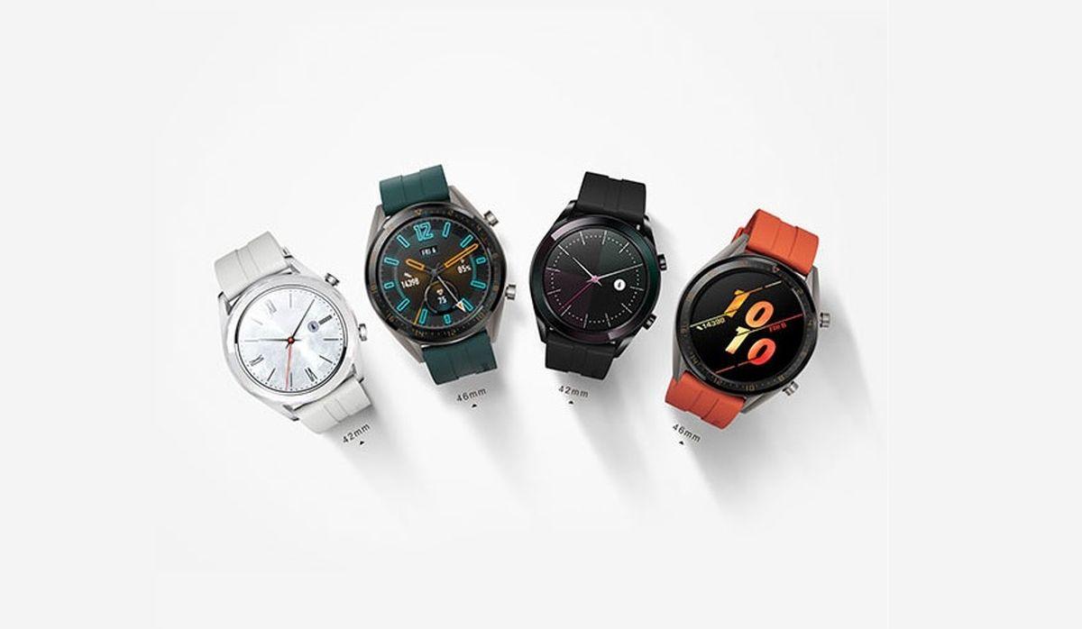 چگونه بهترین گزینه را بین نسخههای42 و 46میلیمتری Huawei Watch GT2 انتخاب کنیم
