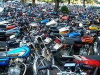 تخلف در پلاکگذاری موتورسیکلتها