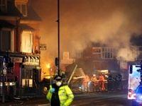 انفجار شدید در شهر «لستر» انگلیس