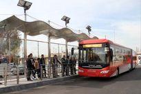 ظرفیت اتوبوسرانی تهران چقدر افزایش پیدا میکند؟