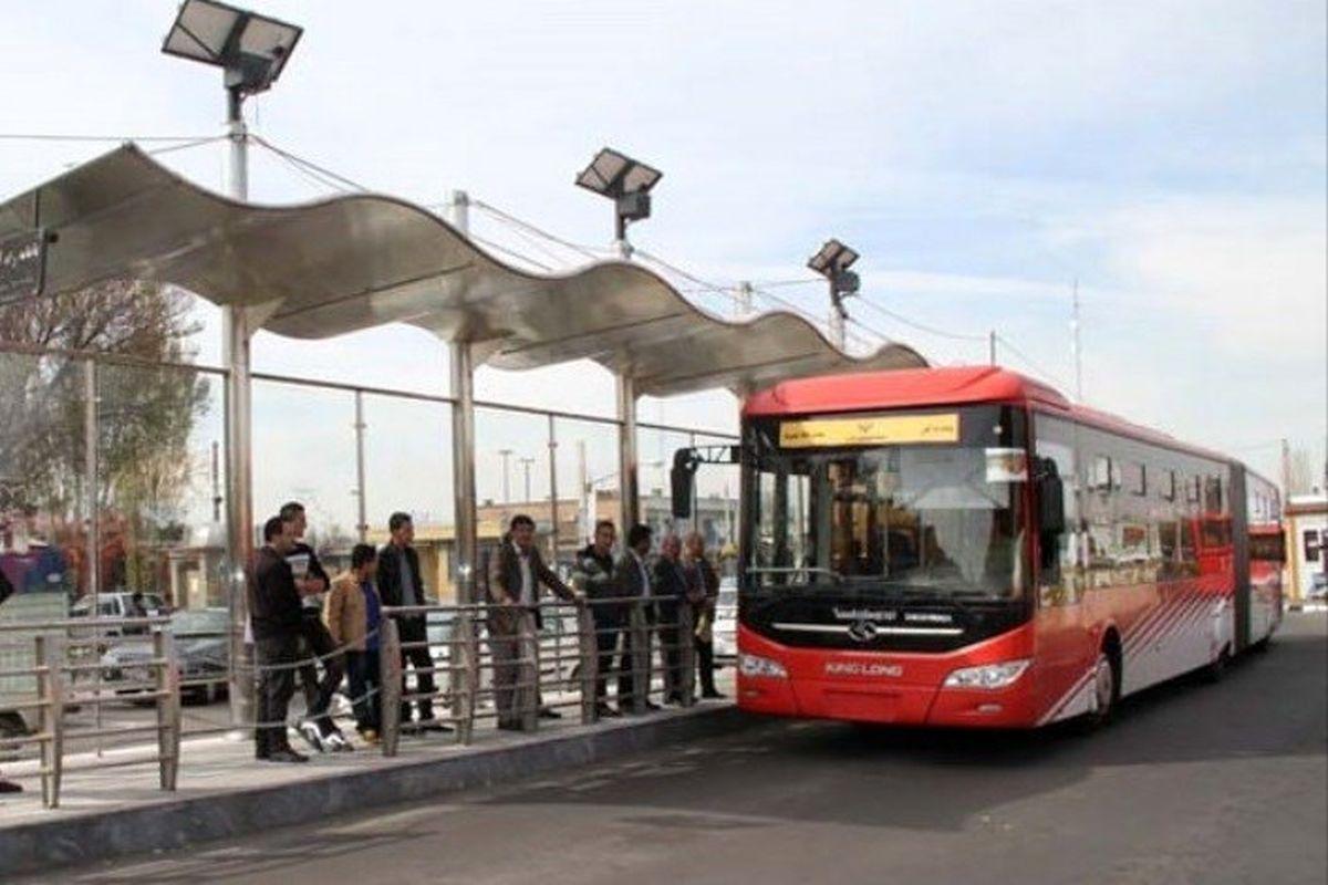 افزایش نرخ بلیت اتوبوس از امروز