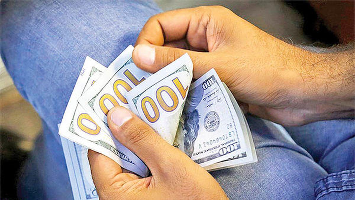 آخر هفته کاهشی دلار
