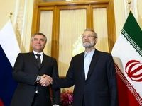 افتتاح اتاق بازرگانی ایران و روسیه در تهران