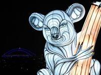 جشنواره نور و موسیقی سیدنی +تصاویر