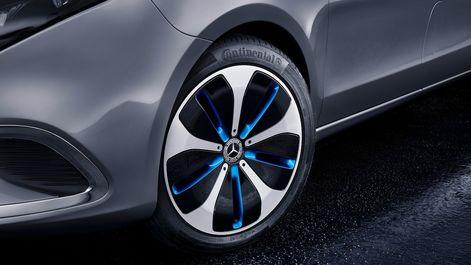 Mercedes-Benz-EQV-Concept