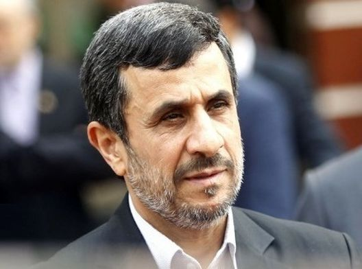 توهم تازه احمدی نژاد