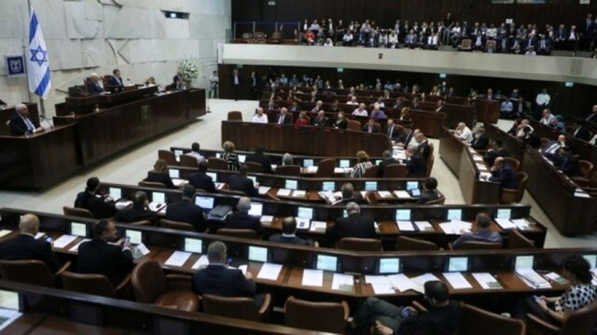 کنست با تمدید موعد تصویب بودجه موافقت کرد
