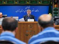اولین جلسه دادگاه متهمان موسسه غیرمجاز حافظ +تصاویر