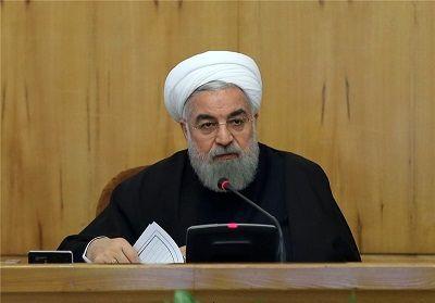 روحانی: موفقیت در ورزش از اولویتها است