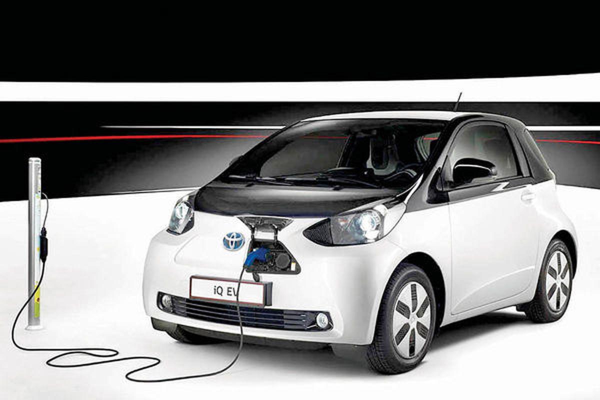 سرمایه گذاری کلان تویوتا برای خودروهای برقی
