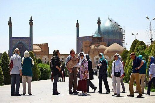 سفر ۶ میلیون گردشگر خارجی به ایران