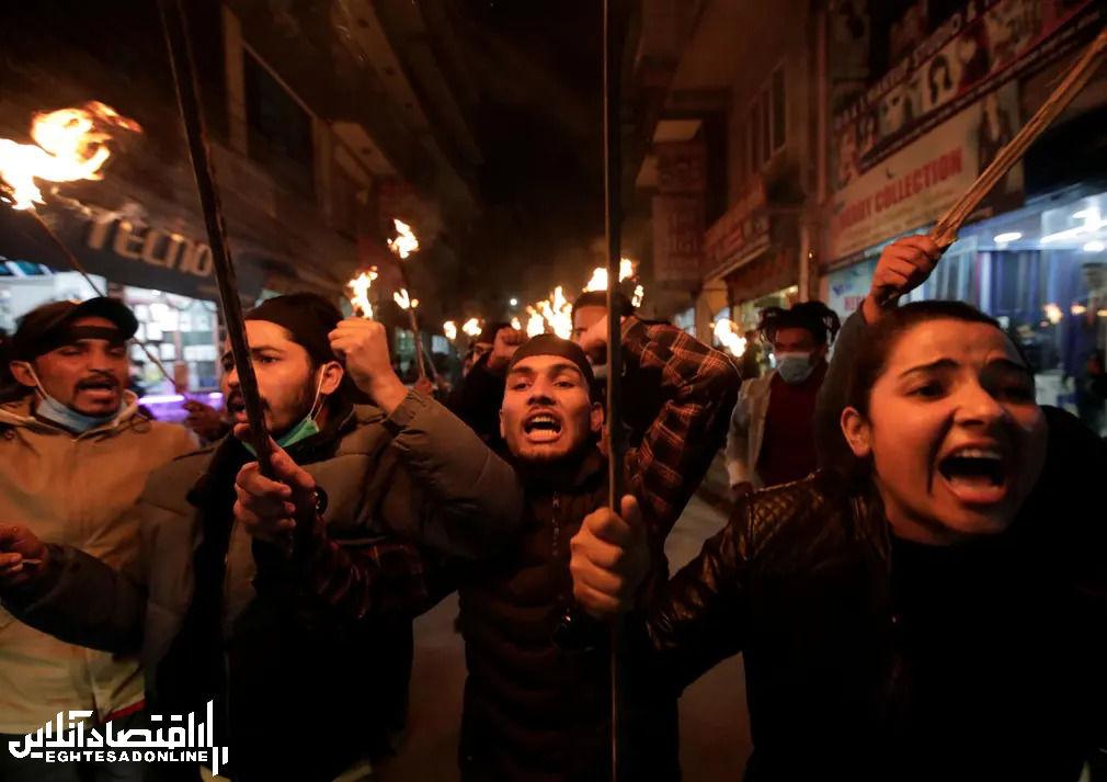 برترین تصاویر خبری ۲۴ ساعت گذشته/ 9 دی