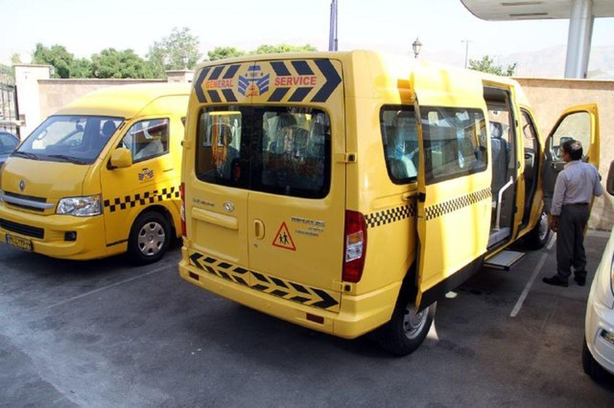 چند راننده تاکسی کرونا گرفتند؟