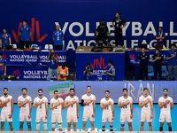 والیبال ایران از پس استرالیا برنیامد