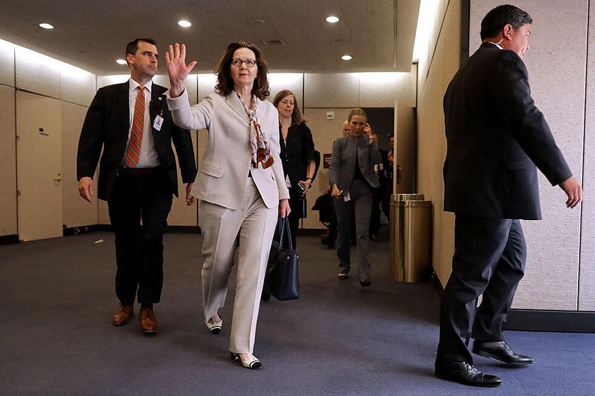 خروج معنادار رییس سیا از کاخ سفید