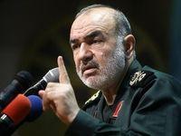 سردار سلامی: قدرت دفاعی سپاه افزایش می یابد