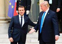 ایران و تجارت؛ دو آزمون مهمِ روابط ماکرون و ترامپ
